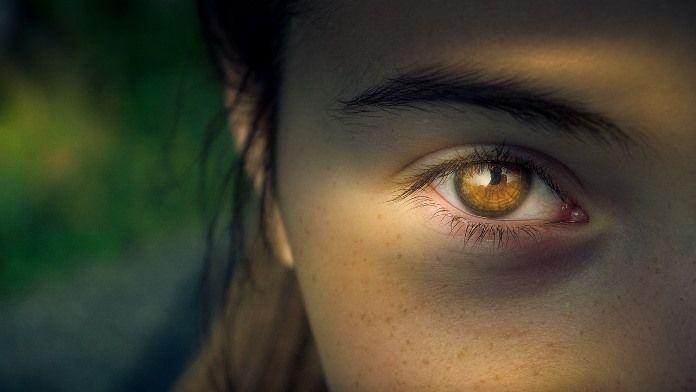Тигровый глаза