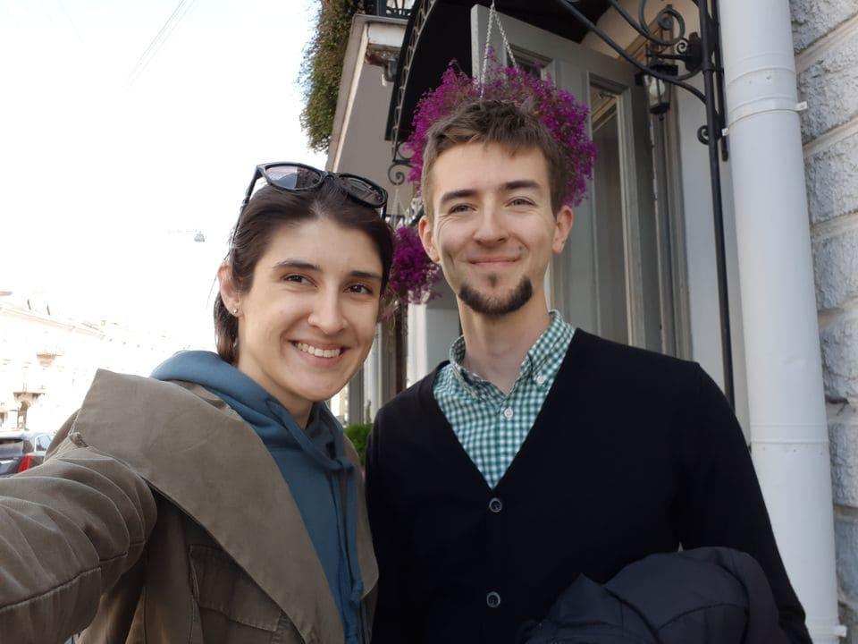 Наша поездка в Питер в августе 2019 года