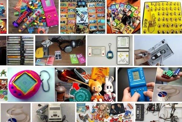 Детство 90-х