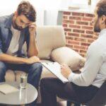 На приеме психолога