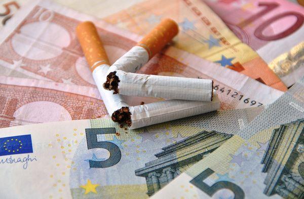 Курение разоряет