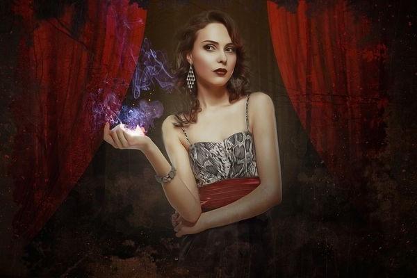 Магическая леди