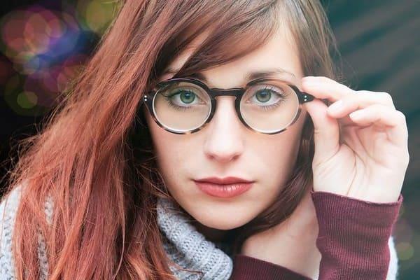 Леди в очках