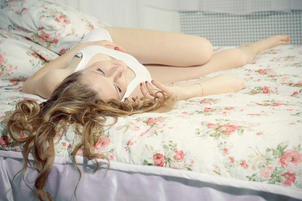 Утренний сон