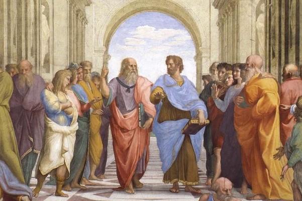 Платон и Аристотель