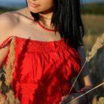 Красное платье2
