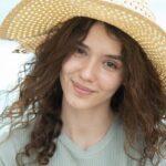 Красавица в шляпе
