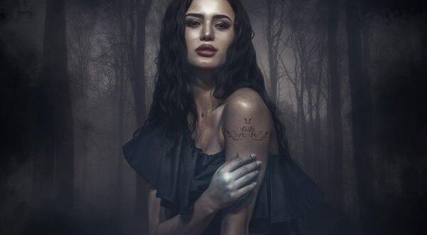 Мрачная леди