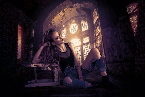 Леди во мраке