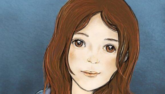 Рисунок девочки