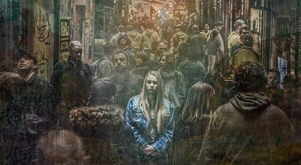 Среди толпы